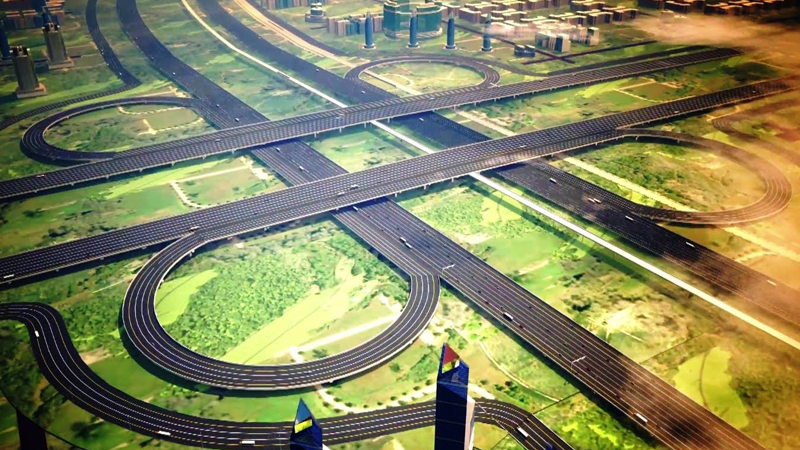 Smart City In Dholera